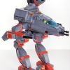 Bushwhacker mech Lego mode-05