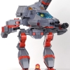 Bushwhacker mech Lego mode-07
