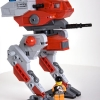 Flea mech lego model from mechwarrior4 3