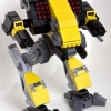 Vulture mech lego model-06