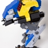 Vulture mech lego model-69