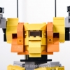 firemoth/dasher mech lego model