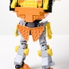 firemoth/dasher mech lego model 6