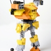 firemoth/dasher mech lego model 7