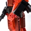 Phoenix Hawk mech Lego model 10