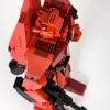 Phoenix Hawk mech Lego model 5