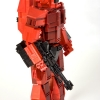 Phoenix Hawk mech Lego model 3