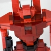 Phoenix Hawk mech Lego model 1