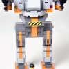 Blackjack mech lego model 2