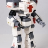 Crusader mech Lego model 1