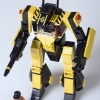 Wasp mech Lego model-10
