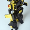 Wasp mech Lego model-32