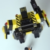 Wasp mech Lego model-35