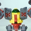 Longbow mech lego model 2