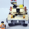 battletech Von Luckner tank lego model 17