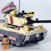 battletech Von Luckner tank lego model 13