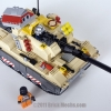 battletech Von Luckner tank lego model 12