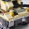 battletech Von Luckner tank lego model 10