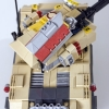 battletech Von Luckner tank lego model 7