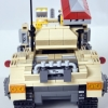 battletech Von Luckner tank lego model 6