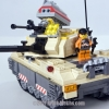 battletech Von Luckner tank lego model 4