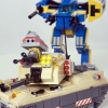 battletech Von Luckner tank lego model 2