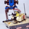 battletech Von Luckner tank lego model 1