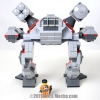 Cauldron Born mech Lego model-39