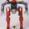 Bloodhound mech lego model 19