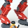 Bloodhound mech lego model 13