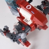 Bloodhound mech lego model 10
