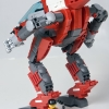 Bloodhound mech lego model 9