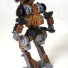 Hatchetman mech Lego model-29